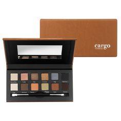 Cargo Cosmetics Vintage Escape Fall Eye Shadow Palette- at Debenhams.com