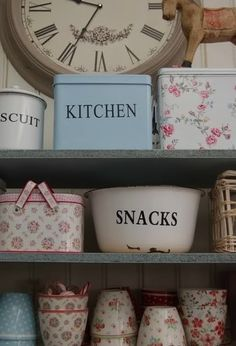 Shabby chic & vintage goodies