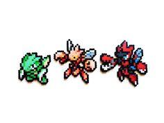 Popular items for Pokemon perler on Etsy