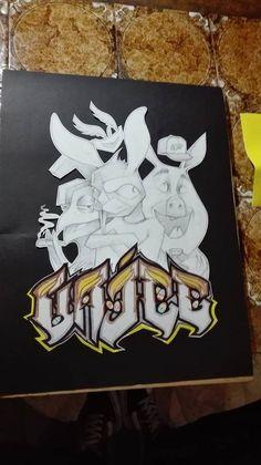 easter sketch