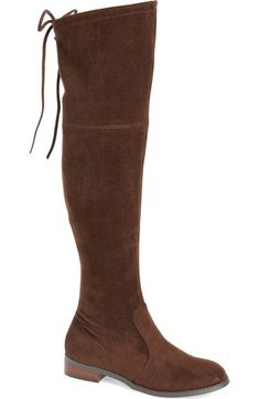 Very Volatile 'Briar' Over the Knee Boot (Women) available at #Nordstrom