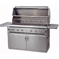 Luxor Gas Grills 54 Inch All Infrared Natural Gas Grill On Cart Aht54fng * You can get more details by clicking on the image.