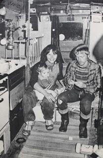Travellers, Gran Bretagna, fine anni '70