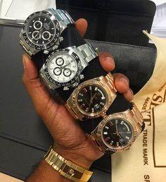 #WANT ▫️▪️ 116500 New Rolex Daytona ▪️▫️ 228238 Discontinued Rolex DayDate II @chrono750 help me out please
