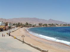 #Dahab #Sinai #Egypt #beach #travel