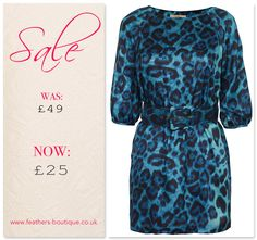 Celebrate your wild side in this Karyn Leopard Print Tunic by Darling #sale #feathersboutique #liverpool #love #fashion #fashionista #style #stylist #clothes #clothing #ootd #fbloggers #bbloggers #bloggers #blogging #blog #picoftheday #photooftheday #outfit #darling #top
