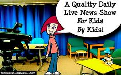 News - Live! 4 Tips to Terrific School TV It's Newsworthy Learning! MHTV is a quality daily live news show BY kids FOR kids! Morning Tv Shows, Morning Show, Morning News, School Tv, School Librarian, Middle School, School Stuff, Elementary Tv, Morning Announcements