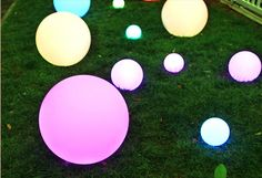 LED Garden Sphere at Wholesale Prices