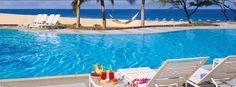 Hapuna Prince Hotel and Beach infinity pool Kona Hawaii