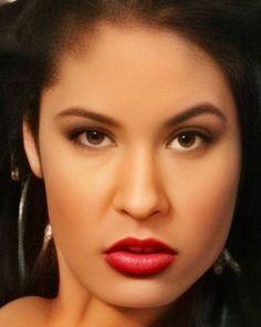 Selena Quintanilla Perez, Romeo Santos, Jenni Rivera, Daddy Yankee, Shaytards, Selena And Chris Perez, Divas, Celebrity Makeup Looks, Tanya Burr