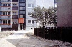 Tychy | Osiedla W – Weronika, budynki mieszkalne arch. Andrzej Czyżewski i arch. Anna Kuszewska,  lata 70./80  | Foto. Janusz A. Włodarczyk ©