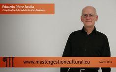 Eduardo Pérez-Rasilla coordinador AA.EE.