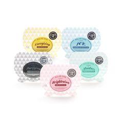Les rubber modeling masks coréens LINDSAY offrent un soin de spa chez vous, à prix mini ! Lot de 5 masques.