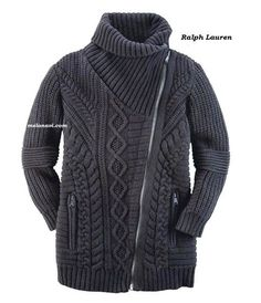 Cable Knitting Patterns, Baby Knitting, Knit Jacket, Knit Cardigan, Smart Casual Outfit, Men Casual, Military Fashion, Mens Fashion, Bodybuilding Clothing