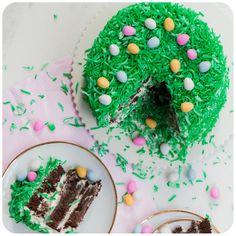 Bolo de Páscoa de Chocolate (via Bloglovin.com )