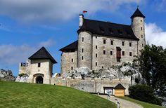 #Castle of Bobolice, Poland / Królewski #Zamek Bobolice na Jurze Krakowsko-Częstochowskiej
