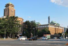 Japan Blog - Tokyo Osaka Nagoya Kyoto: Nagoya City Hall