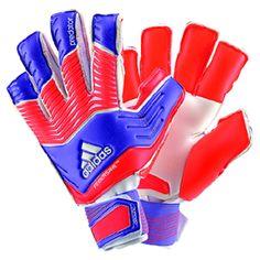 adidas Predator Fingersave Allround Soccer Goalie Glove (Night Flare)