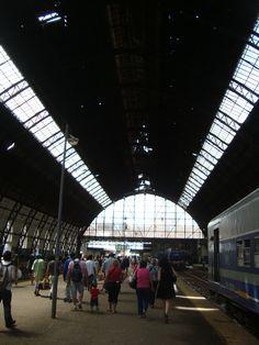 La Plata Train Station