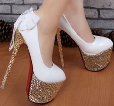 yılbaşı balosu ayakkabısı