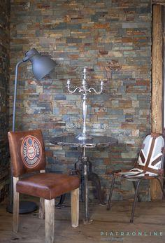 Travertine, Granite, Natural Stones, Room Decor, Living Room, Chair, Inspiration, Decorating, Furniture