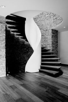 Brussels Truly beautiful with simplicity, curved clean lines | contemporary & clean staircases that will certainly inspire you | www.pinterest.com/ #inspirationideas #interiordesign #furniture #interiordesigninspiration #staircase
