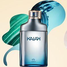 Chronos Natura, Avon, Turquoise, Perfume Bottles, Water Bottle, Drinks, Nature, Instagram, Beauty