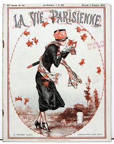 October 4, 1924 La Vie Parisienne