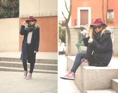 Study Time!!! (by Priscila My Showroom) http://lookbook.nu/look/4535991-Study-Time  The coat is divine