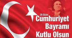 Ulu Önder Gazi Mustafa Kemal Atatürk'ün 29 Ekim'de ettiği Cumhuriyet Bayramını en içten dileklerimiz ile kutlarız.