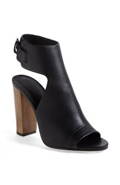 Vince 'Addie' Sandal - wood heel!