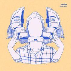 Shura – Indecision #albumCover #openHead