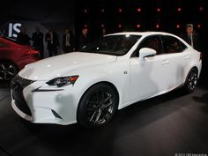 2014 Lexus IS 350 - CNET Reviews via @CNET