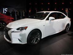 2014 Lexus IS 350 - CNET Reviews via @CNET