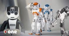 Playlist 'El futuro es Vodafone One': Nuestros amigos los robots : One – Vodafone