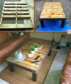 Another wood pallet project
