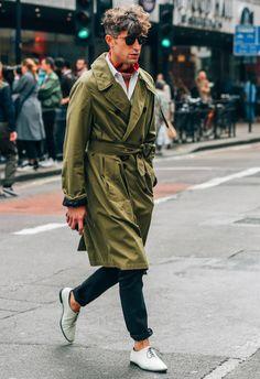 TOMMY TON, STREET STYLE, MENSWEAR, LONDON FASHION WEEK, LFW, LUXURY FASHION