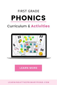 From Sounds to Spelling provides 35 weeks of phonics, phonological awareness, and spelling instruction for Kindergarten, 1st grade, and 2nd grade students. Downloadable PDFs provide all the lessons and materials that teachers need - including decodable texts, sorts, and activities at different levels. Phonemic Awareness Activities, Phonological Awareness, Phonics Activities, Grade 1, Second Grade, First Grade Phonics, Spelling, Curriculum, Texts