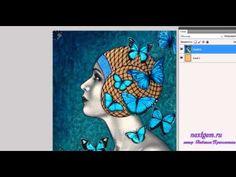 """Урок 7 Видеокурса  """"Фотошоп для всех"""" Инструменты быстрого выделения, ластик."""