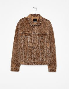 Ripped denim jacket - Bershka #ripped #denim #jacket #bershka
