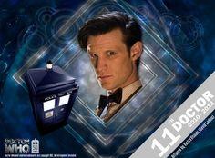 Doctor Who 50th Anniversary - The 11th Doctor by VortexVisuals.deviantart.com on @deviantART