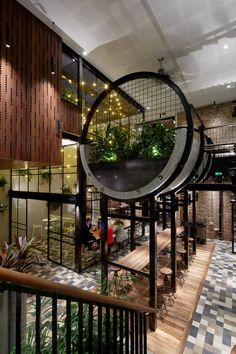 Betonnen buizen en vintage meubelen in het Prahan Hotel, Melbourne - Roomed | roomed.nl