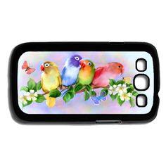 Itt a tavasz! Papagájos Samsung Galaxy S3 készülékre rögzíthető tok. Itt találod: http://galaxytokok-infinity.hu Kategória: Évszakok/ tavasz