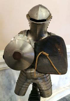 File:KHM Wien S XVI - Jousting armour of John the Constant, c. Knight In Shining Armor, Knight Armor, Renaissance, King Arthur Legend, Arm Armor, Medieval Armor, Chivalry, Roman Empire, Costume