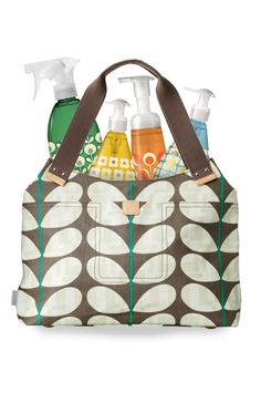 Win a gorgeous Orla Kiely hand bag stuffed with the entire limited edition collection of products, a value of $230