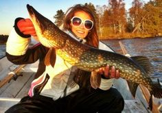Pike from Sweden, Sunglasses from?!