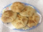 How to Make Egyptian Hawawshi ( Alexandria Way ) - Snapguide Egyptian Bread, Egyptian Food, Bakery Recipes, Snack Recipes, Cooking Recipes, Snacks, Spiced Beef, Types Of Flour, Middle Eastern Recipes