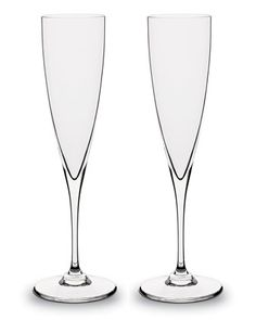 Dom Perignon Champagne Flutes, Set of Two by Baccarat at Neiman Marcus. $220