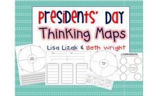 Free Download Includes:  * Cut & Paste George Washington Circle Map  * Cut & Paste Abraham Lincoln Circle Map  * Fill in the blank Circle Map/ George (For my second graders)  * Fill in the blank Circle Map/ Abe (For my second Graders)  * Blank Tree Map  * Double Bubble Circle Map