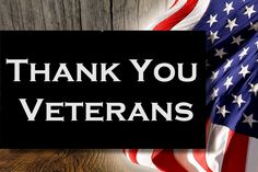 Thank you to all the members of our Armed Forces who have so bravely stood up for America and the values we hold to ensure continued freedom for the rest of us. Today we salute all active and retired military members and honor those who paid the ultimate price protecting the land of the free - you are the brave! #veteransday #military #USA #protectandserve